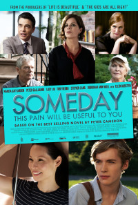 Someday This Pain Will Be Useful to You Poster 1