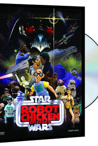 Robot Chicken: Star Wars Episode II Poster 1
