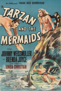 Tarzan and the Mermaids Poster 1