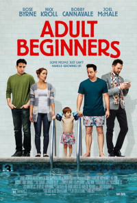 Adult Beginners Poster 1