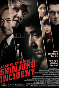 Shinjuku Incident Poster 1