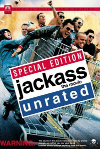 Jackass: The Movie Poster 1