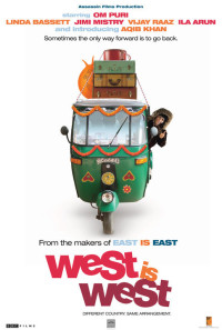 West Is West Poster 1