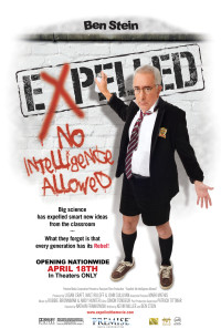 Expelled: No Intelligence Allowed Poster 1