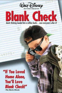 Blank Check Poster 1