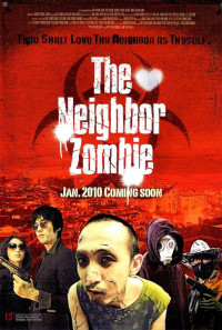 The Neighbor Zombie Poster 1