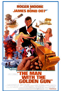 The Man with the Golden Gun Poster 1