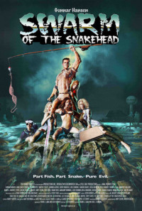 Swarm of the Snakehead Poster 1
