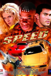 The Fear of Speed Poster 1