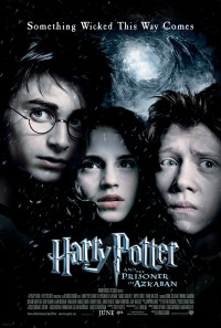 Harry Potter and the Prisoner of Azkaban Poster 1