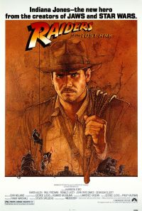 Raiders of the Lost Ark Poster 1