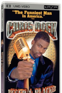 Chris Rock: Bigger & Blacker Poster 1