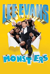 Lee Evans: Monsters Poster 1