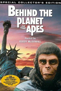 Behind the Planet of the Apes Poster 1