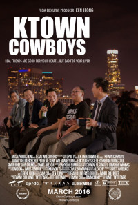 Ktown Cowboys Poster 1
