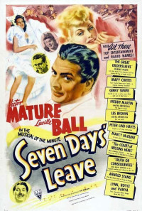 Seven Days' Leave Poster 1