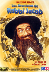 The Mad Adventures of Rabbi Jacob Poster 1