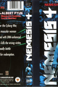 Nemesis 4: Death Angel Poster 1