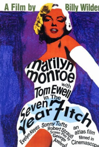 The Seven Year Itch Poster 1