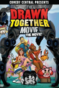 The Drawn Together Movie: The Movie! Poster 1