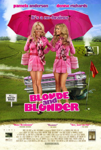 Blonde and Blonder Poster 1