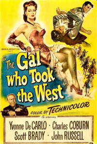 The Gal Who Took the West Poster 1