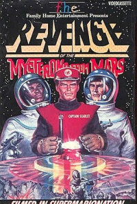 Revenge of the Mysterons from Mars Poster 1