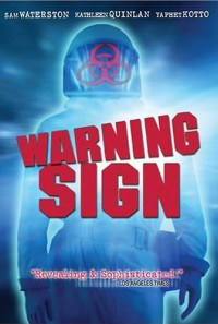 Warning Sign Poster 1