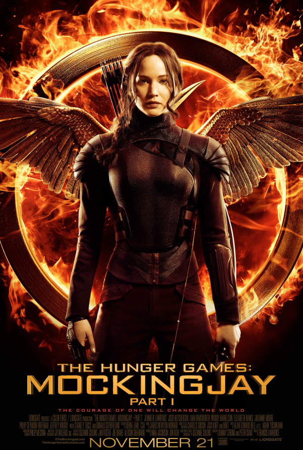 watch the hunger games mockingjay part 1 on netflix today