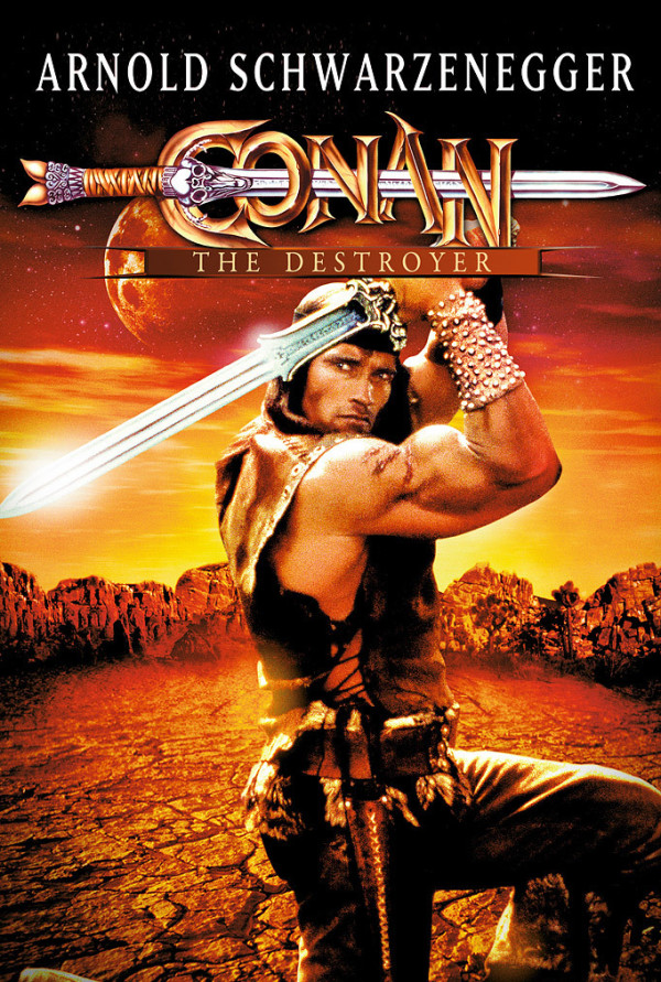Watch Conan the Destroyer on Netflix Today! | NetflixMovies com