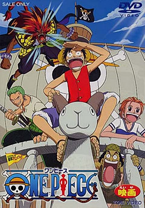 Watch One Piece: The Movie on Netflix Today ...
