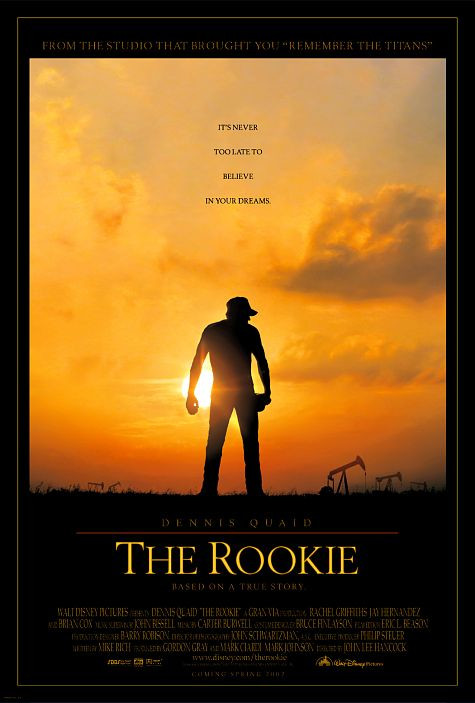 The Rookie Netflix