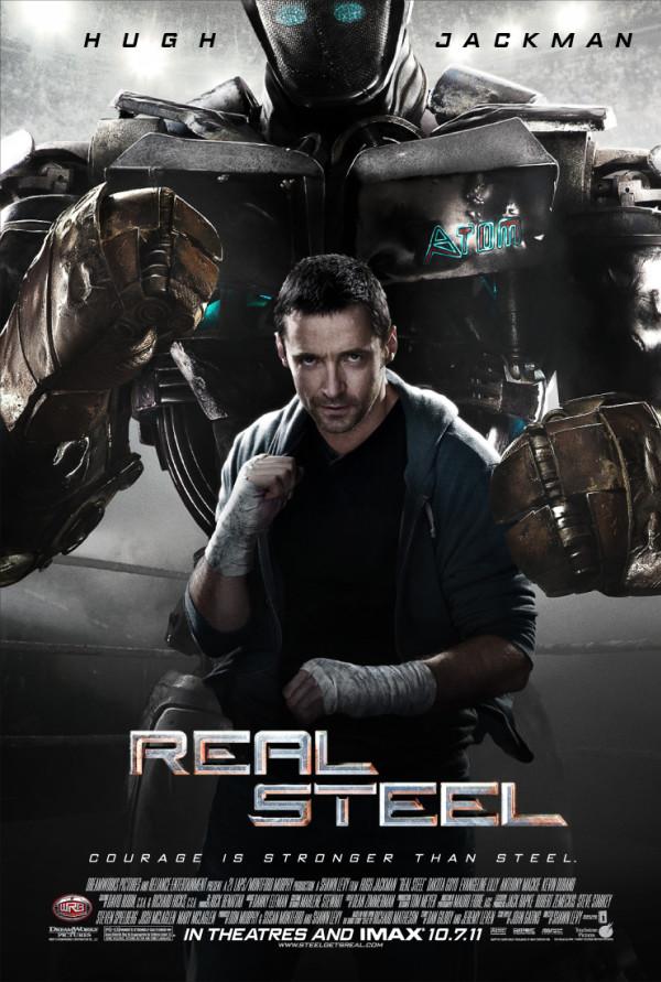 Real Steel Netflix