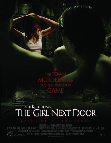 The Girl Next Door Poster 1