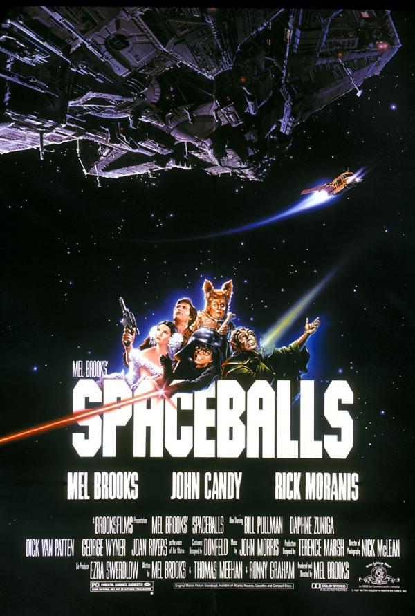 Spaceballs Netflix
