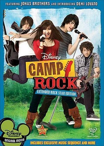 Camp Rock Netflix