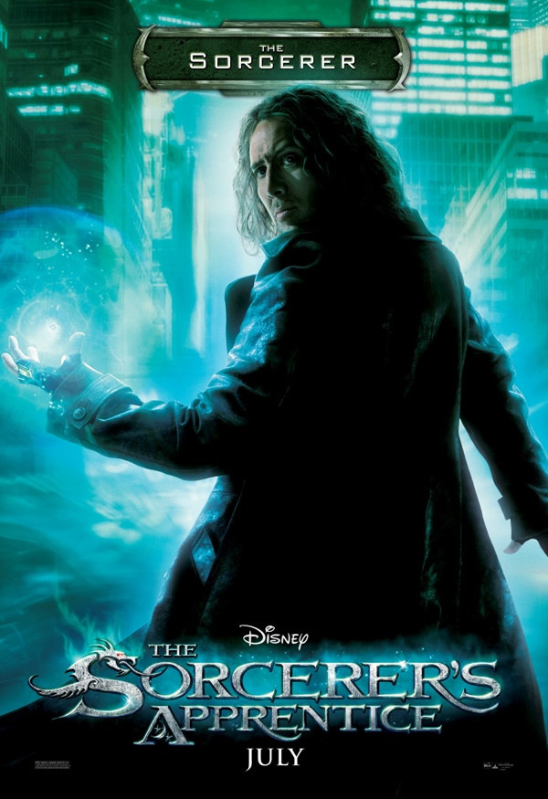 watch the sorcerers apprentice on netflix today