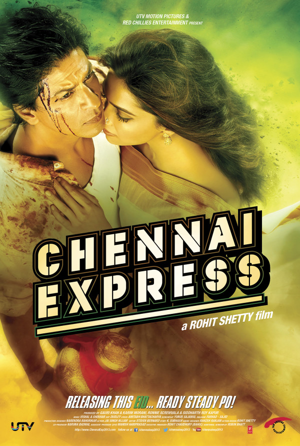 Watch Chennai Express on Netflix Today! | NetflixMovies.com